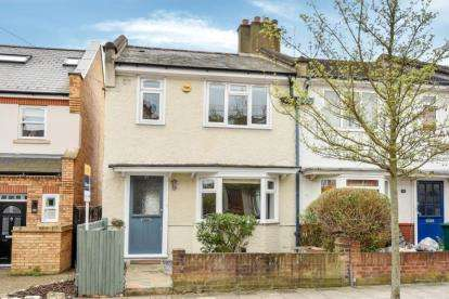 3 Bedrooms End Of Terrace House for sale in Allen Road, Beckenham