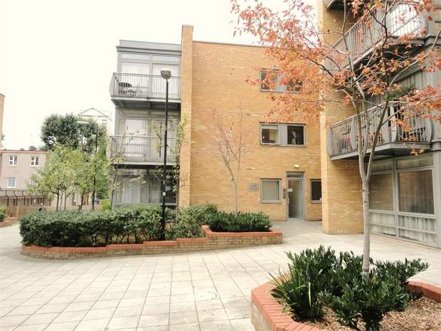 1 Bedroom Flat for sale in Nash House, Canary Central, Cassilis Road