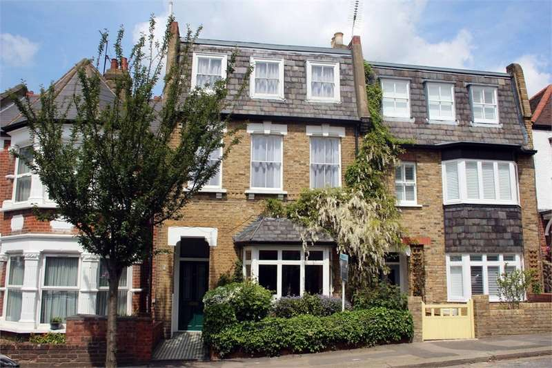 5 Bedrooms Terraced House for sale in Barnard Hill, Muswell Hill, London