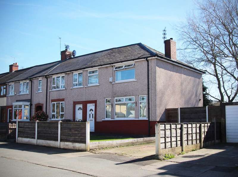 3 Bedrooms Semi Detached House for sale in Lister Road, Middleton, M244