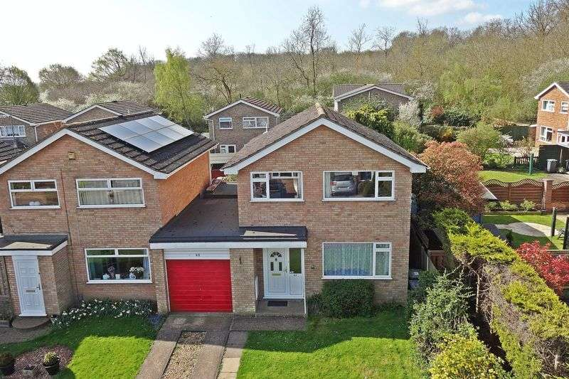 3 Bedrooms Detached House for sale in Byron Crescent, Flitwick