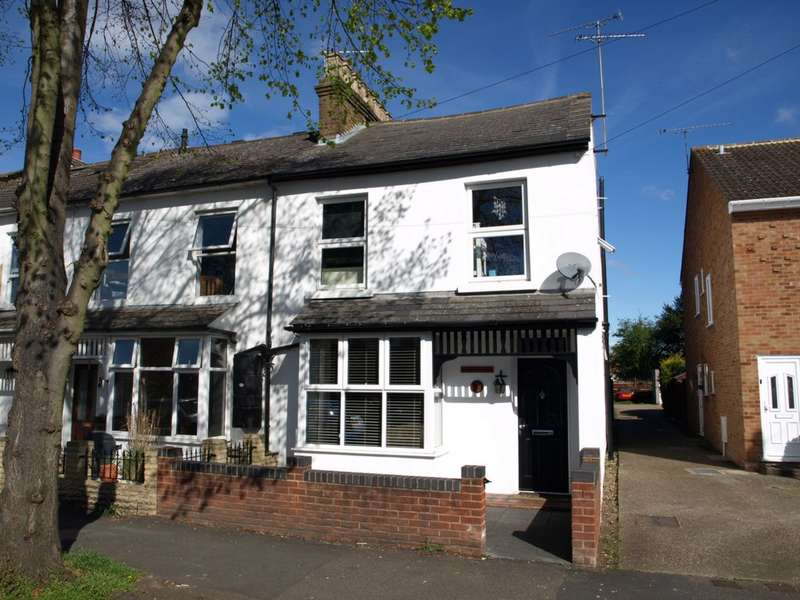 4 Bedrooms Semi Detached House for sale in Netley Street, Farnborough, GU14