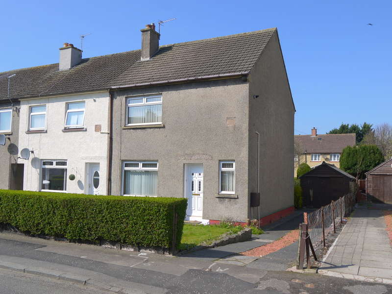 3 Bedrooms Terraced House for sale in Glenriddel Road, Ayr, KA7