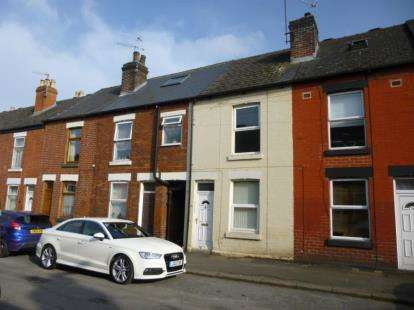 2 Bedrooms Terraced House for sale in Rydal Road, Sheffield, South Yorkshire