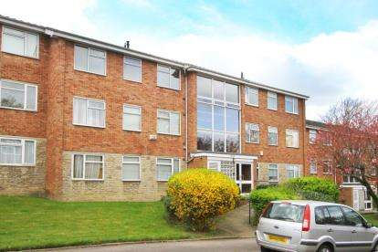 2 Bedrooms Flat for sale in Norfolk Park Drive, Norfolk Park, Sheffield