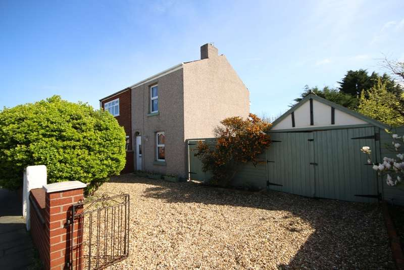 2 Bedrooms Semi Detached House for sale in Shaftesbury Road, Birkdale, Southport