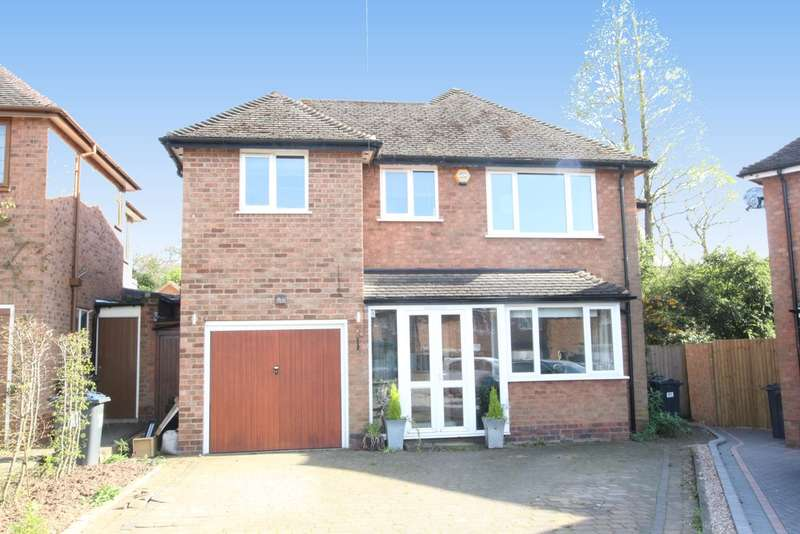 4 Bedrooms Detached House for sale in Bedford Drive, Sutton Coldfield, B75 6AX