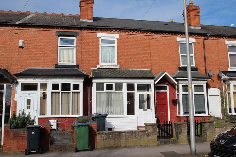 2 Bedrooms Terraced House for sale in St Marys Road, Smethwick
