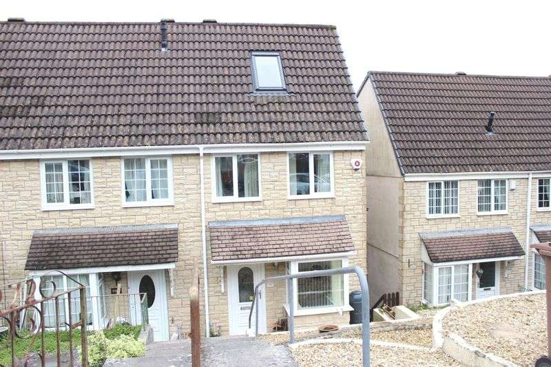 4 Bedrooms Terraced House for sale in Austin Crescent, Eggbuckland, Plymouth