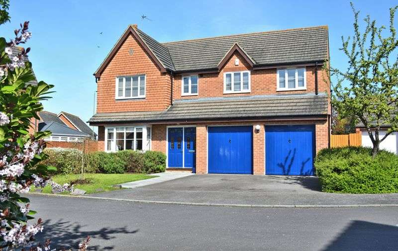 5 Bedrooms Detached House for sale in North Bush Furlong, Didcot