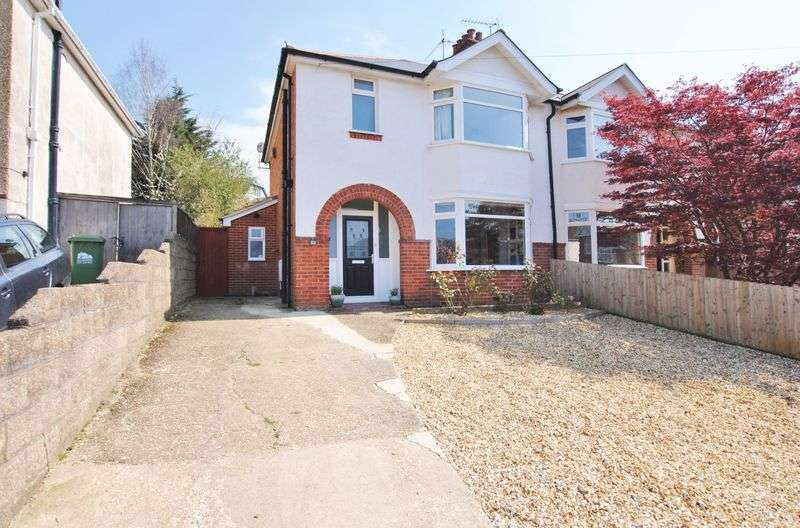 3 Bedrooms Semi Detached House for sale in Dimond Road, Bitterne Park