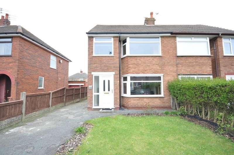 3 Bedrooms Semi Detached House for sale in Stainforth Avenue, Bispham, Blackpool, Lancashire, FY2 0ER