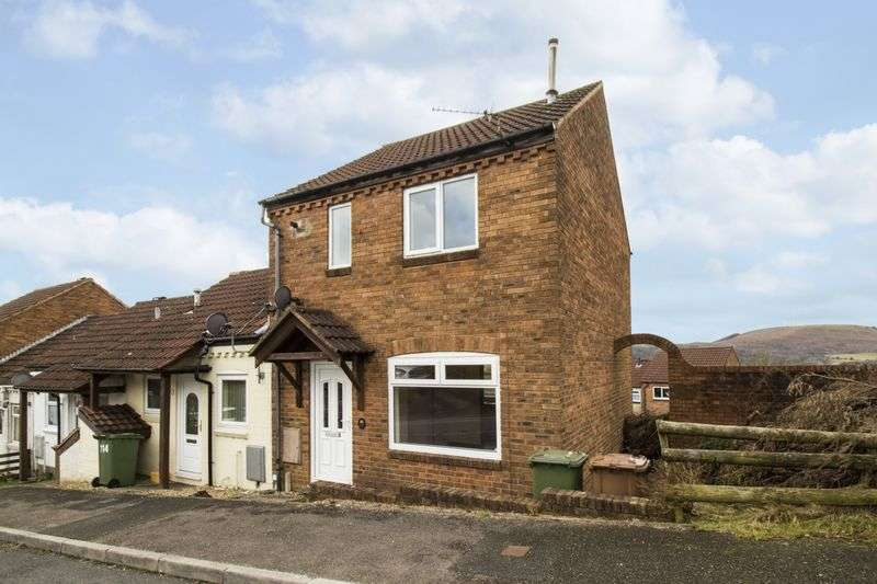 2 Bedrooms Terraced House for sale in Cotswold Way, Newport
