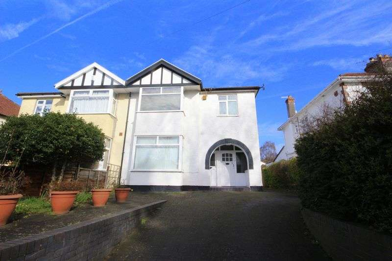 2 Bedrooms Flat for sale in Canford Lane, Westbury-on-Trym