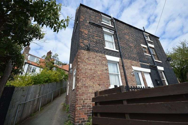 2 Bedrooms Terraced House for sale in Horse Road, Whitby