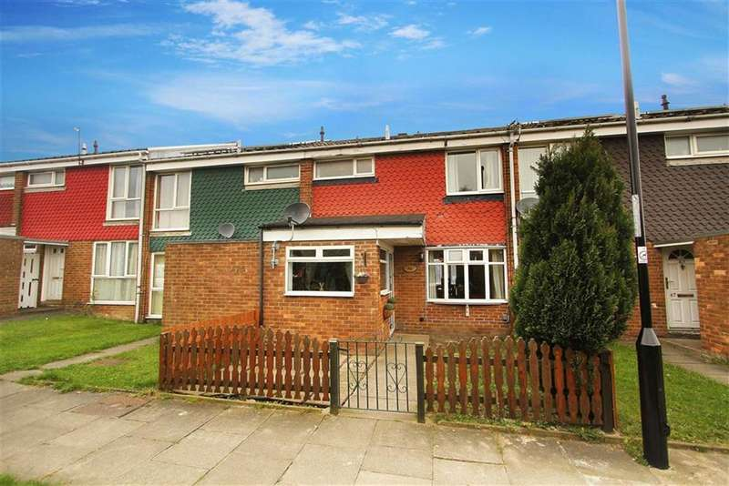 3 Bedrooms Property for sale in Bathgate Close, Wallsend