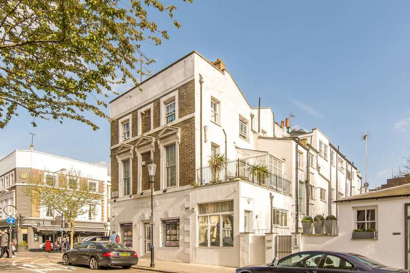 Studio Flat for sale in Fairfax Place, Kensington, W14