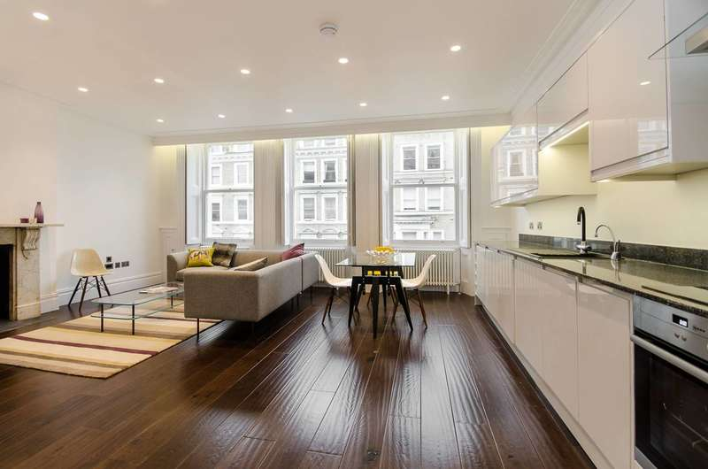 1 Bedroom Flat for sale in Elvaston Place, South Kensington, SW7