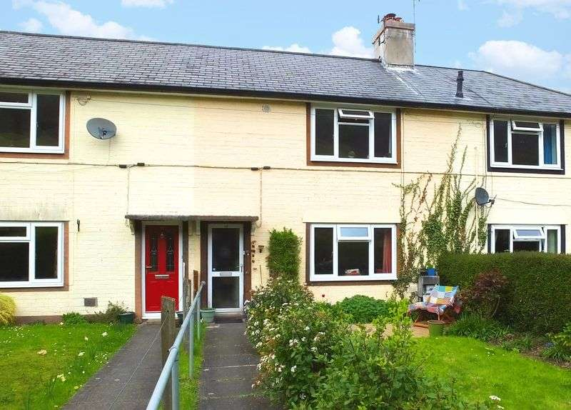 3 Bedrooms Terraced House for sale in Usk View, Abergavenny