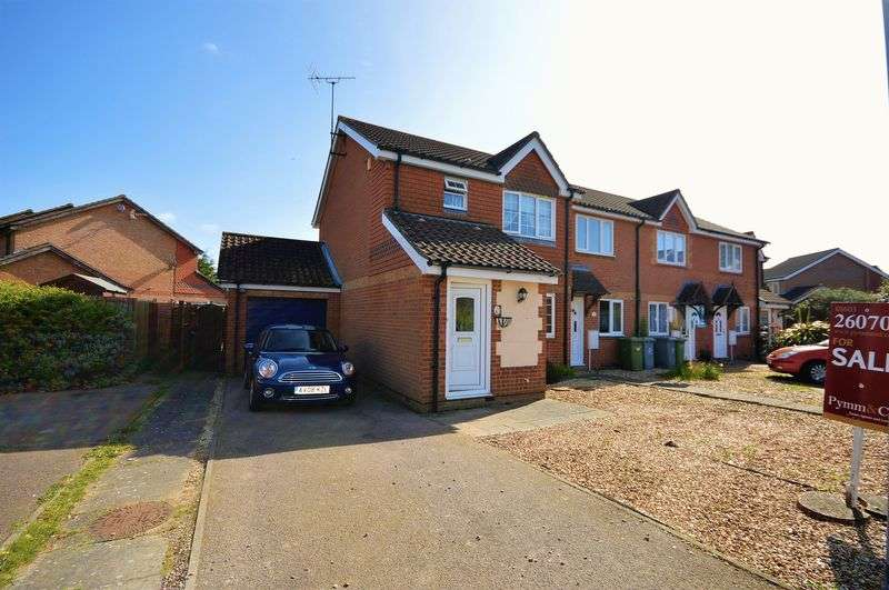 3 Bedrooms Terraced House for sale in Radcliffe Road, Drayton