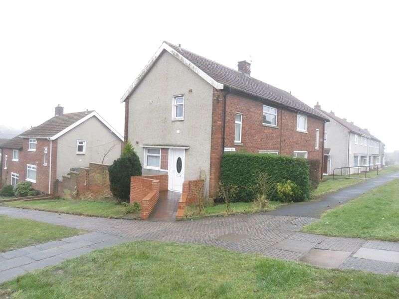 3 Bedrooms Semi Detached House for sale in Kirkland Hill, Peterlee