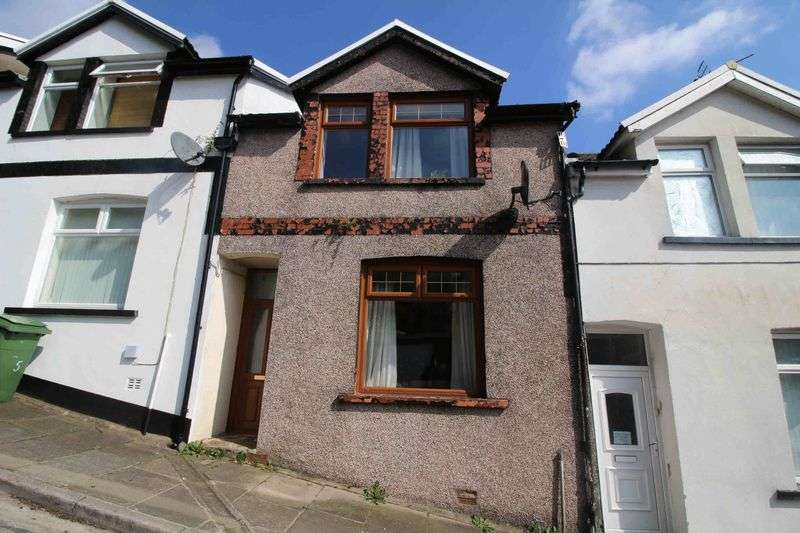 3 Bedrooms Terraced House for sale in Ann Street, Abercynon, Mountain Ash, CF45 4NW