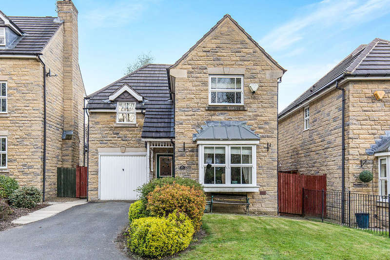3 Bedrooms Detached House for sale in Swan Avenue, Gilstead, Bingley, BD16