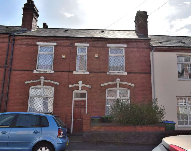 3 Bedrooms Terraced House for sale in Bridge Street, West Bromwich