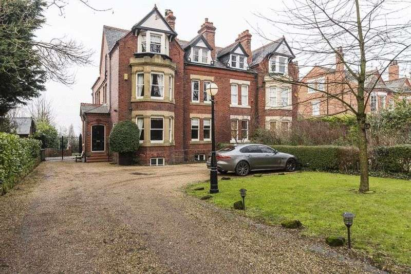 7 Bedrooms Semi Detached House for sale in Chester Road, Northwich, CW8 4AL