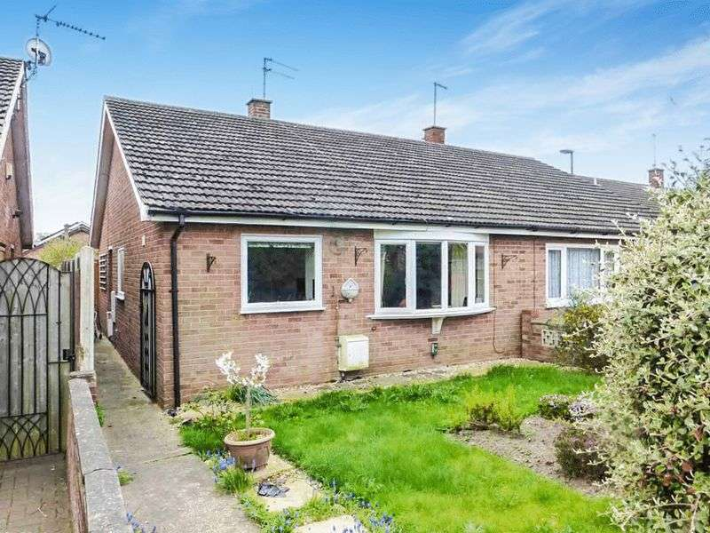 2 Bedrooms Semi Detached Bungalow for sale in Belton