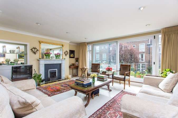 4 Bedrooms Terraced House for sale in Chiswick Staithe, Hartington Road, Chiswick