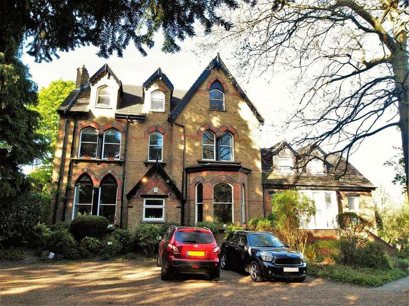 2 Bedrooms Flat for sale in Mays Hill Road, Shortlands