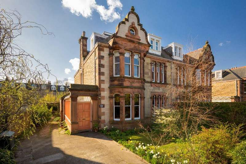 6 Bedrooms Semi Detached House for sale in 83 Colinton Road, Merchiston, EH10 5DF