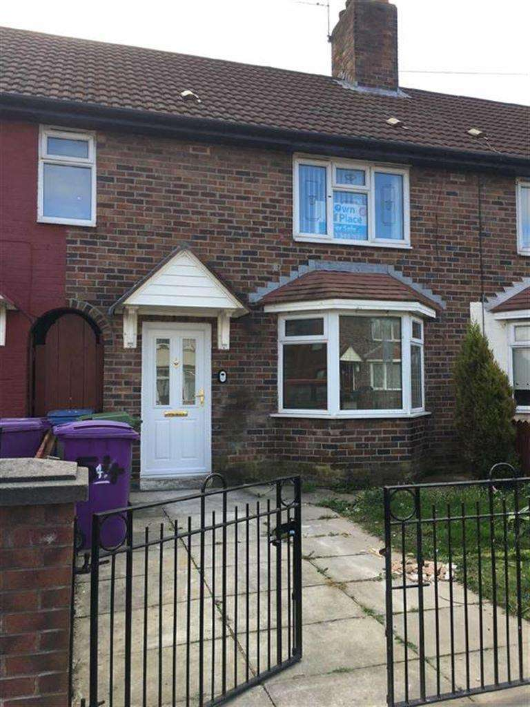 Terraced House for sale in Colwell Road, Liverpool