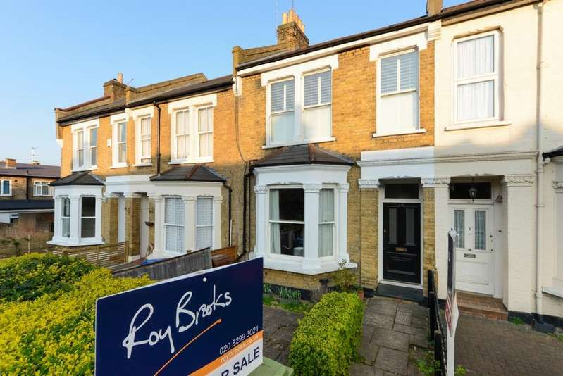 3 Bedrooms Flat for sale in Upland Road, East Dulwich, SE22