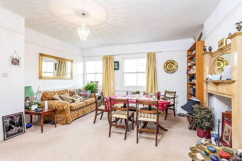 3 Bedrooms Maisonette Flat for sale in Lady Margaret Road, Kentish Town, London, NW5
