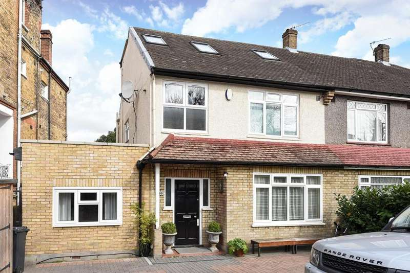 5 Bedrooms Semi Detached House for sale in Palace Road, Tulse Hill, SW2