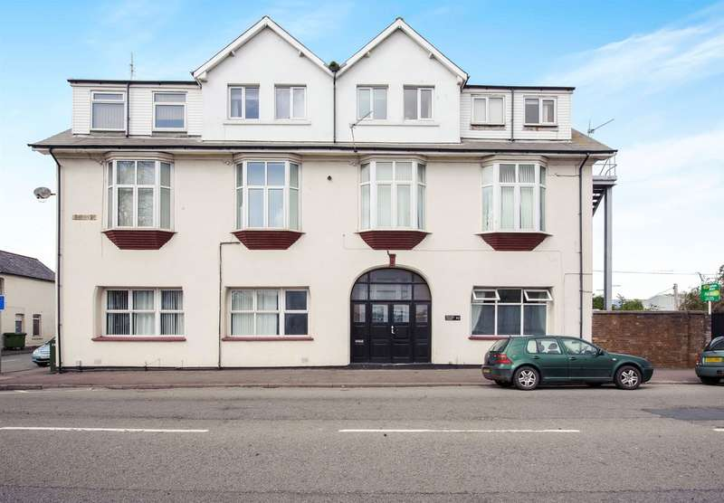 2 Bedrooms Apartment Flat for sale in Grange Court, Barry