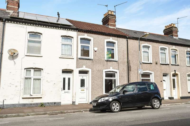 3 Bedrooms Terraced House for sale in Chancery Lane, Cardiff