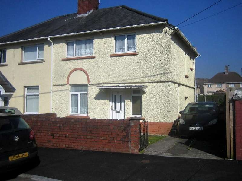 4 Bedrooms Semi Detached House for sale in Llysgwyn Terrace, Pontarddulais