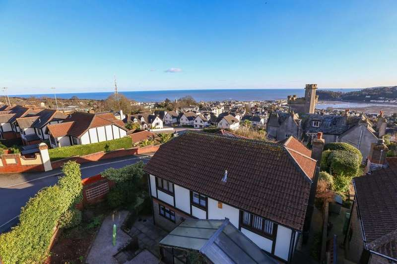 4 Bedrooms Detached House for sale in The Yannons, Teignmouth