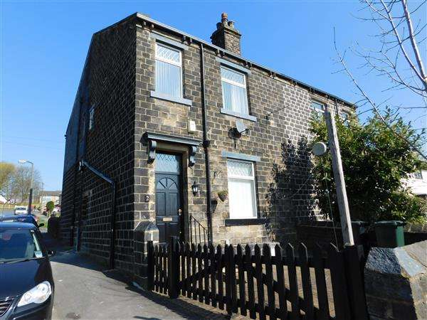 2 Bedrooms Terraced House for sale in Brearcliffe Street, Bradford
