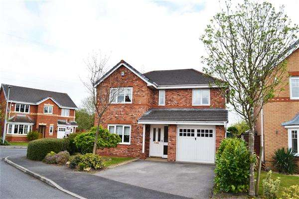 4 Bedrooms Detached House for sale in Caton Drive, Atherton