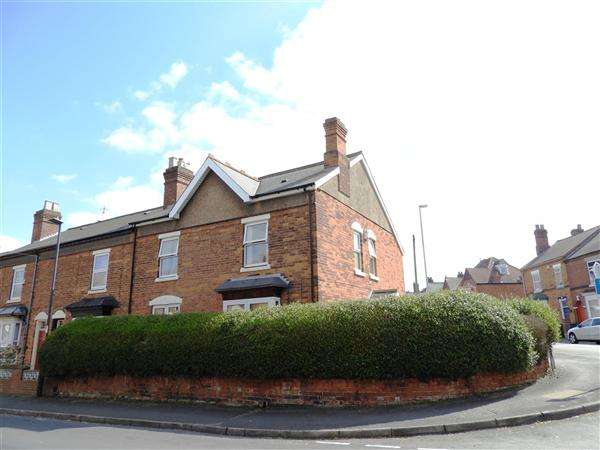 4 Bedrooms End Of Terrace House for sale in Westbourne Road, Butts, Walsall
