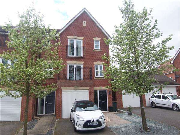 3 Bedrooms End Of Terrace House for sale in Hudson Vale, Banner Brook Park, Coventry