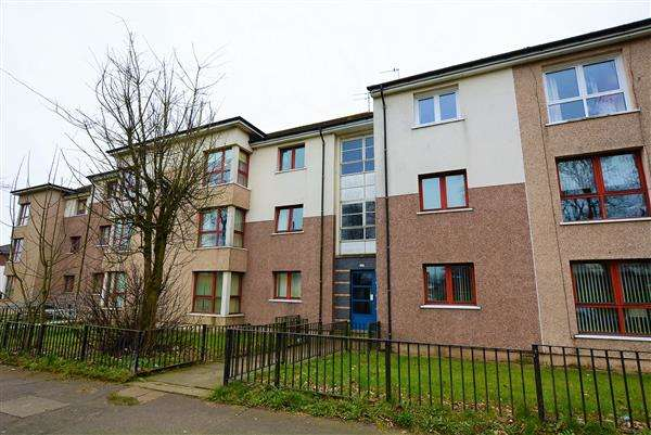 2 Bedrooms Flat for sale in Westerhouse Road, G34