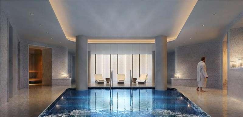 1 Bedroom Penthouse Flat for sale in Gasholders, 1 Lewis Cubitt, Kings Cross, London, N1C