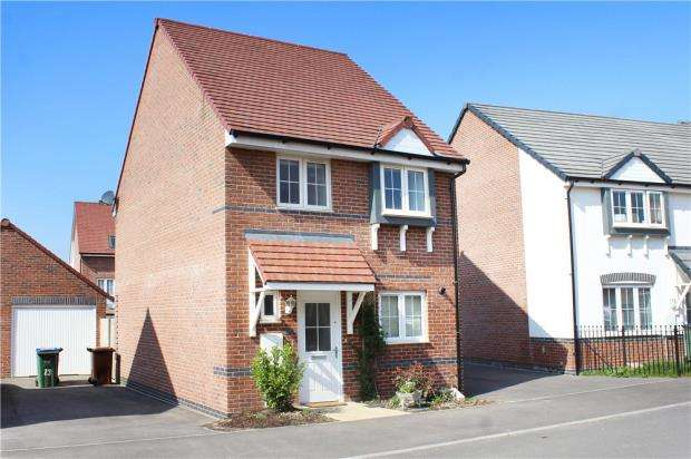 3 Bedrooms Detached House for sale in Ockenden Road, Kingley Gate, Littlehampton, West Sussex, BN17