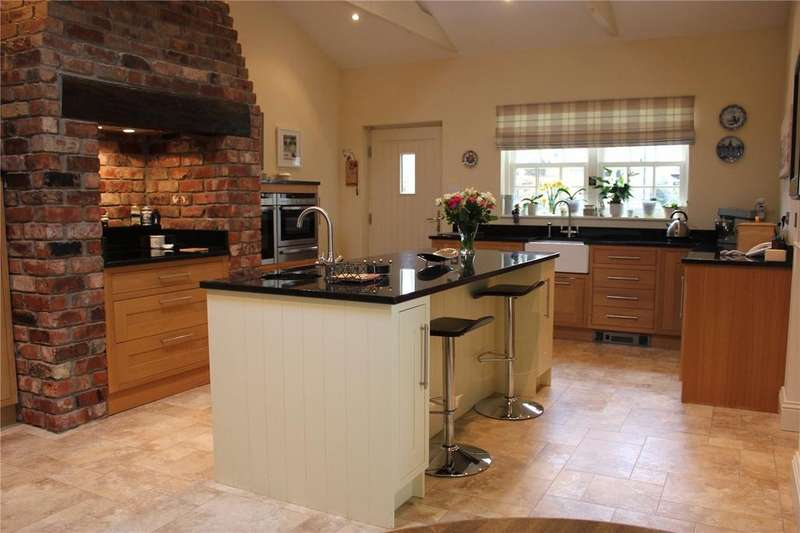 5 Bedrooms Detached House for sale in Eglingham, Alnwick, Northumberland