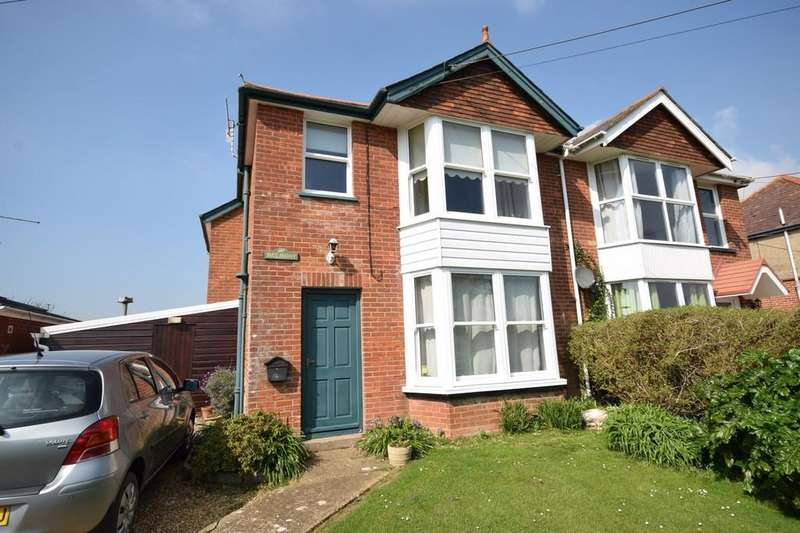 3 Bedrooms Semi Detached House for sale in New Road, Brighstone